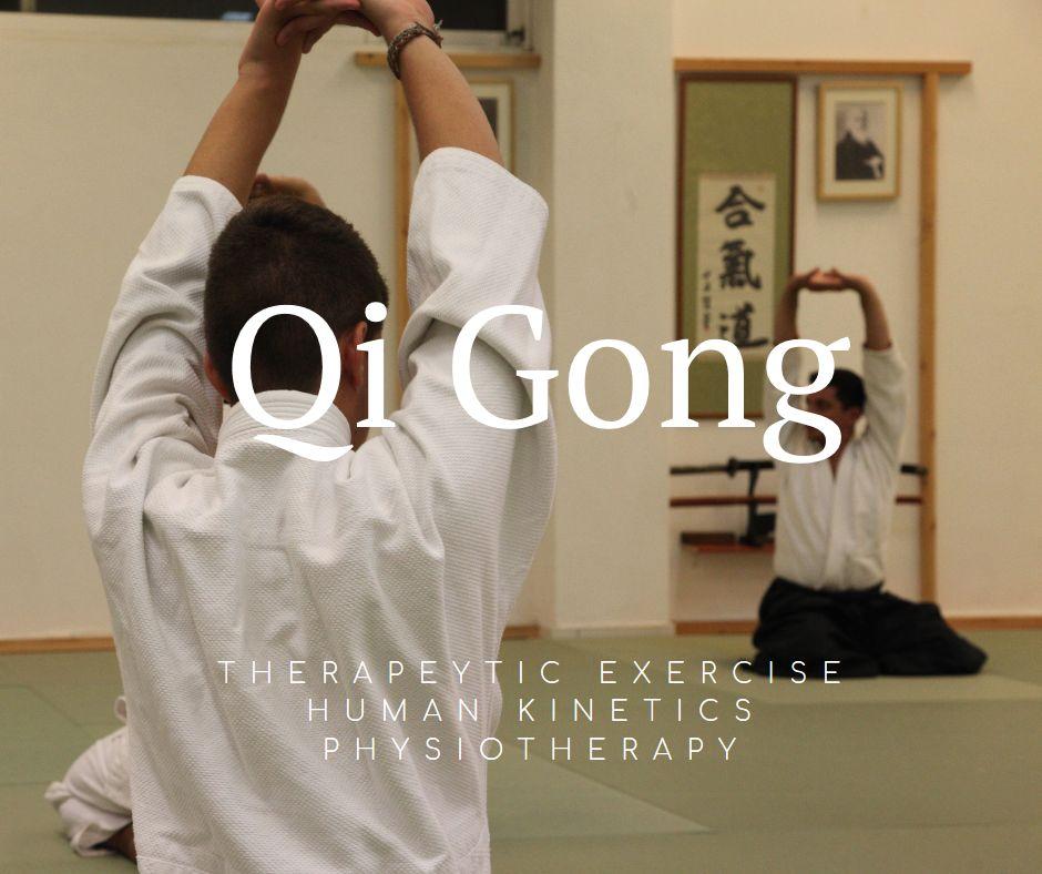 Πώς η θεραπευτική άσκηση QiGong (Τσιγκονγκ) συμβάλλει στην καλή υγεία;