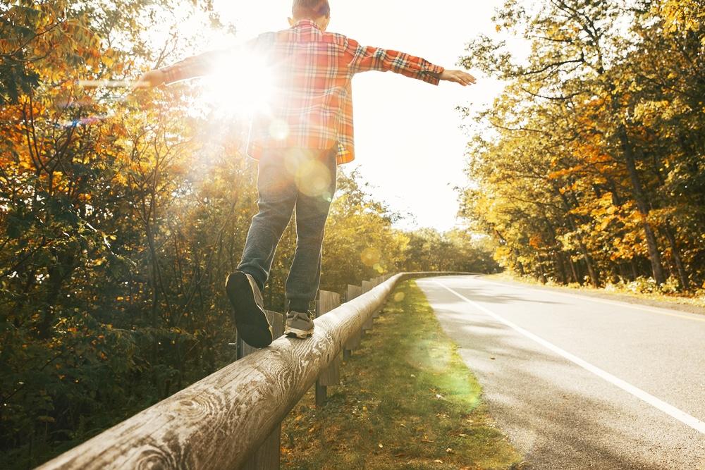 3 λόγοι που η βελτίωση της ισορροπίας του σώματος αναβαθμίζει την ποιότητα της ζωή μας!